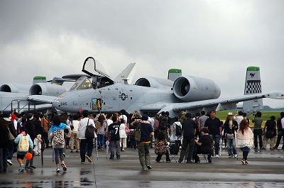Ground display, A-10C